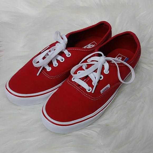 vans shoes girls size 4